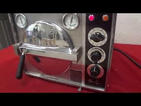 Pelton and Crane Omin-Clave Autoclave Steam Sterilizer OCM A3