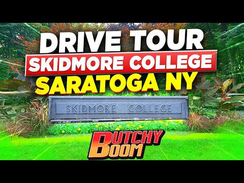 Saratoga Springs   What to do   Skidmore College Tour   Pre Move in Day