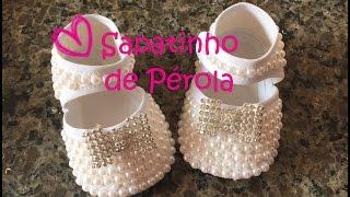 Como fazer – Sapatinho de pérola com Renata Costa