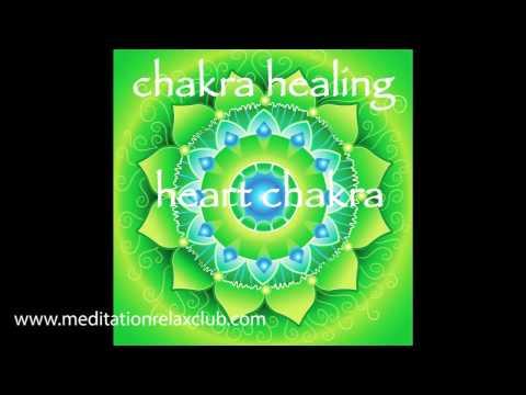 Chakra Healing & Balancing - Heart Chakra Anahata Meditative Healing Music