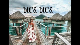 AMAZING BORA BORA HONEYMOON!