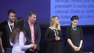 Matematika bez brojeva | Adisa Bolić | TEDxStariGrad