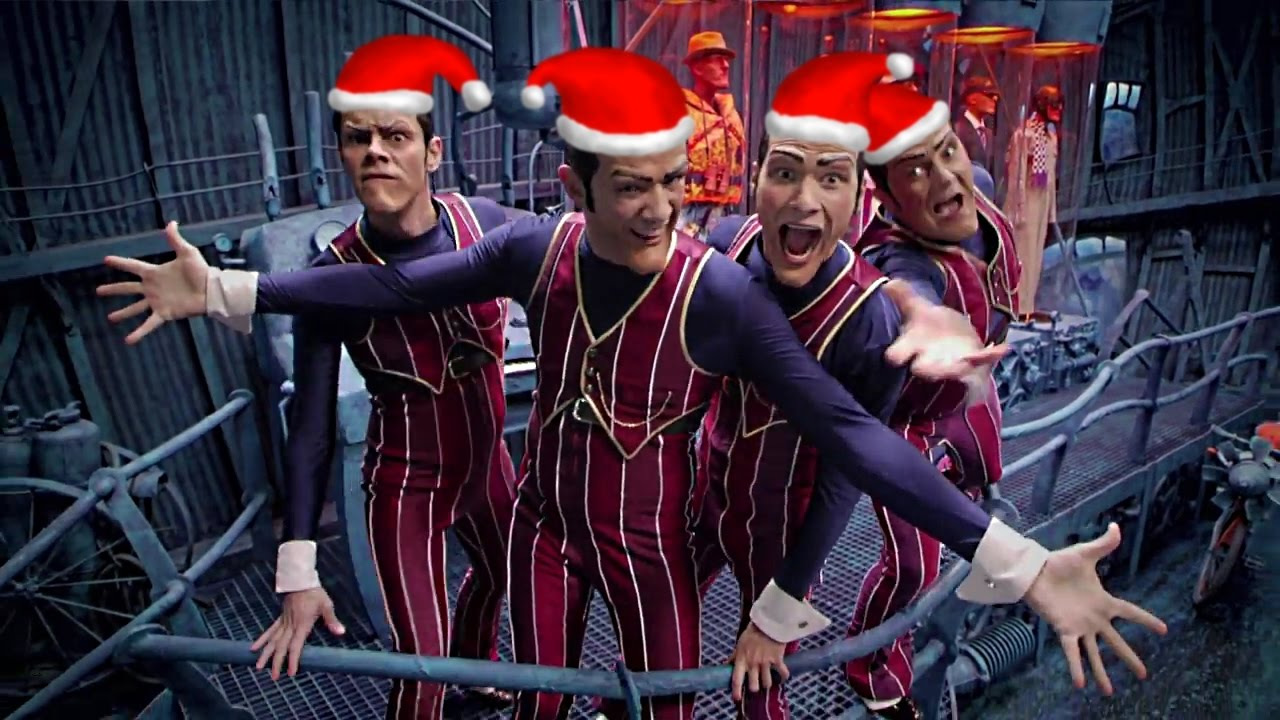 We Are Number One But It\'s a Christmas Song - YouTube