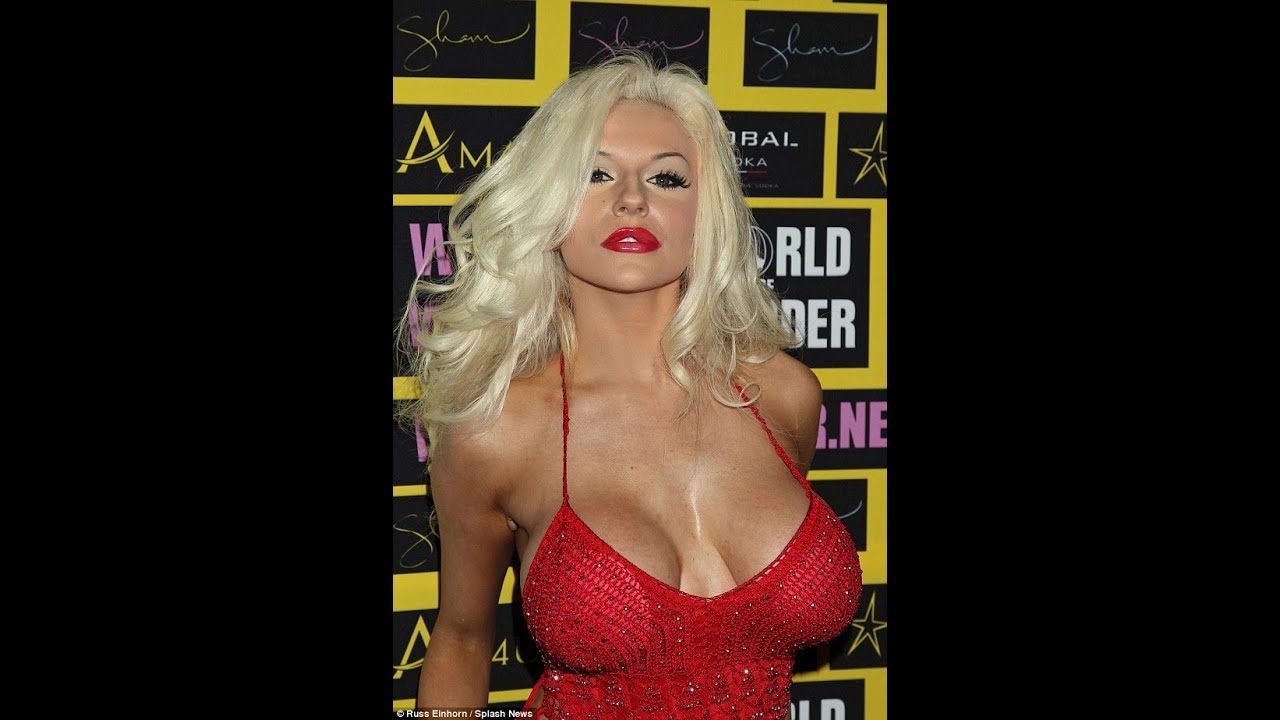 courtney stodden goes braless she reveals famous assets in