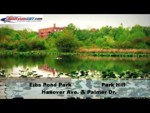 Staten Island's Parks With Ponds