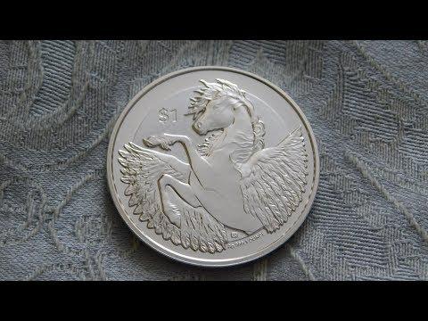 Pobjoy Mint SILVER BULLION Coin! (2018)