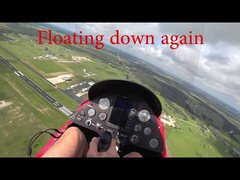 Autogyro Extreme Flying, Engine Failure Practice