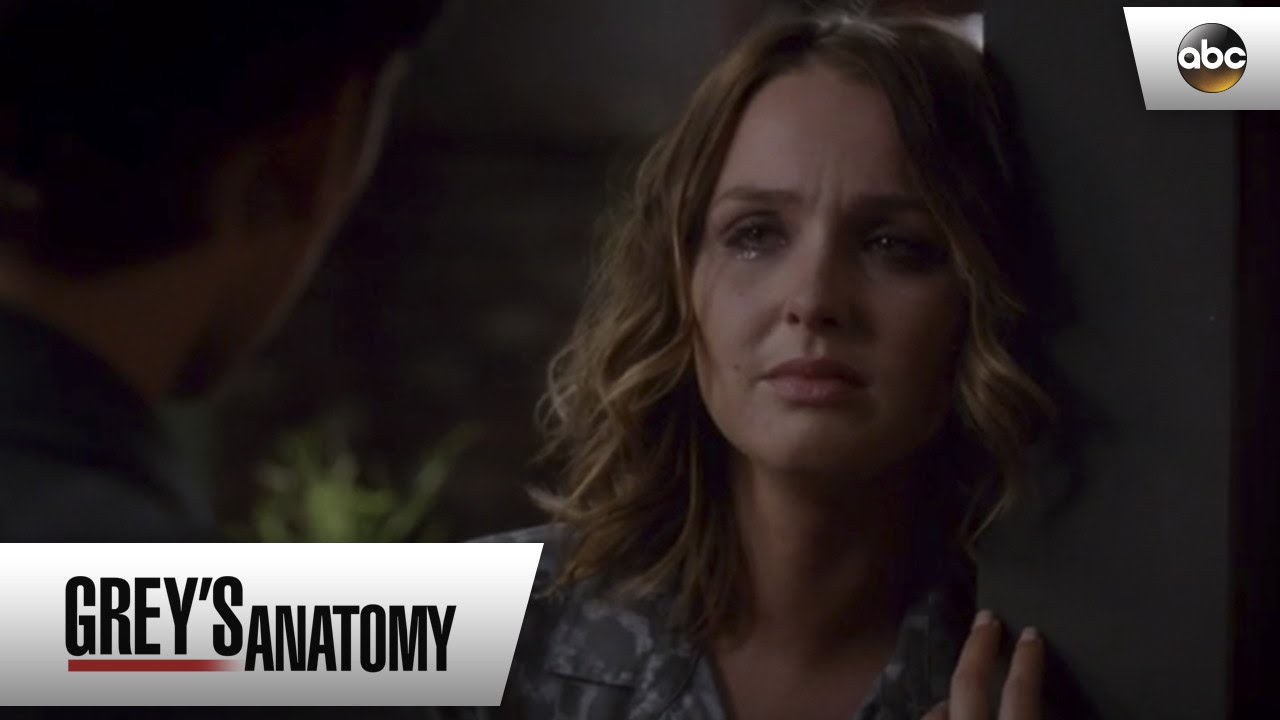 Jo\' Reveals Her Past To DeLuca - Grey\'s Anatomy 12x24 - YouTube