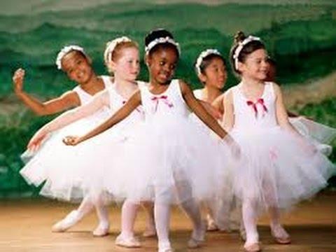 Musica Classica Per Bambini per ballare e giocare - Gioia e Allegria Bach Badinerie Chopin Valzer