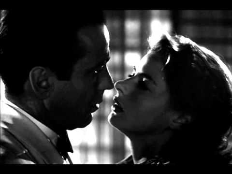 Casablanca - Most perfect kiss