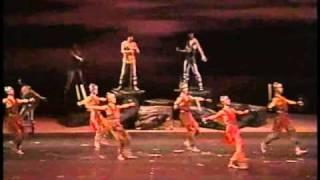 Ballet Spartacus: Via Appia