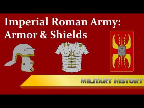[Imperial Roman Army] Armor & Shields