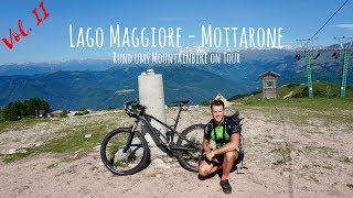 Lago Maggiore Mountainbike | Mottarone | Rund ums Mountainbike on Tour | Vol. II
