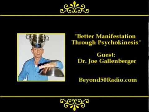 Better Manifestation Through Psychokinesis