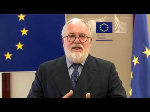 Commissioner Miguel Arias Cañete's video message at the UN General Assembly