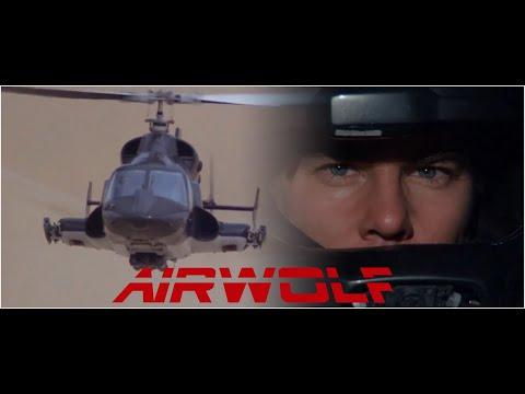 Download AIRWOLF (1984) SEASON 1 Trailer# 1 - JAN MICHAEL VINCENT - ERNEST BORGNINE