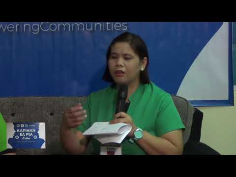 Kapihan sa PIA on Foster Care Program of DSWD & Adoption Consciousness Month Activities