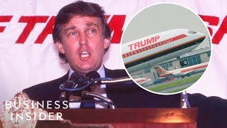What Happened To Donald Trump's $365 Million Airline? thumbnail