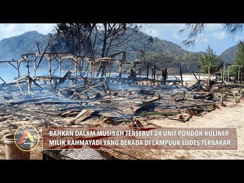 lampuuk-kebakaran,-15-hektar-lahan-dan-puluhan-pondok-ludes-dilahap-si-jago-merah