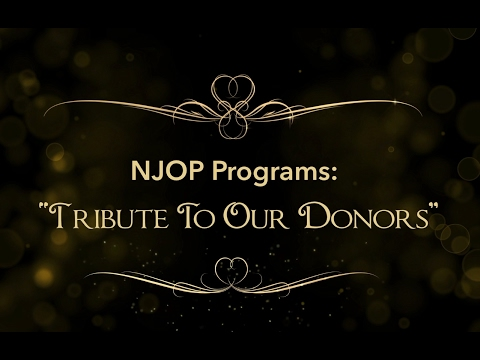 Tribute To Our Donors