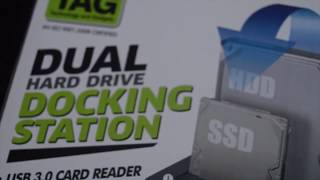 TAG Dual Hard Drive Docking Station Review