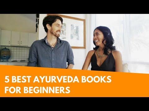 5 Best Ayurveda Books for Beginner (in English)