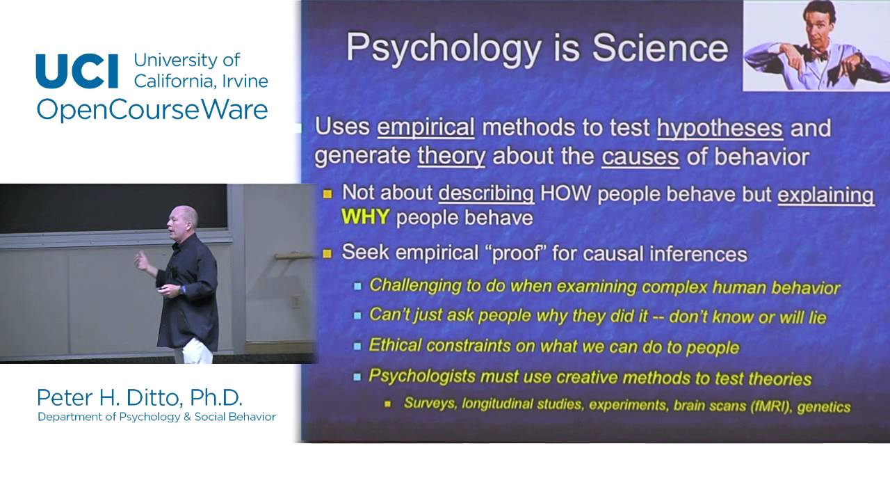 testing a theory psy 211 Psychology of learning psy211 introduction, stimuli & responses b charles tatum cognitive theory cognition psychoanalytic (freudian) theory emotion behavior  behavioral versus cognitive learning: learning what to do (behavior) versus learning where to go (cognition) learn test.