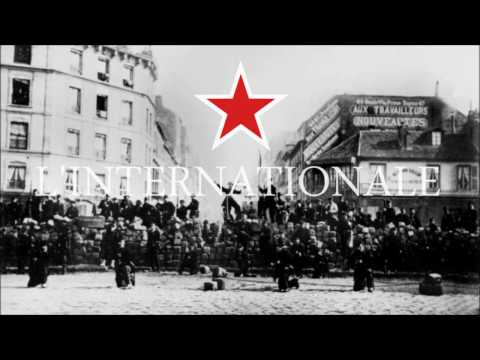 L'Internationale (version rare) - The Internationale (French, rare version)