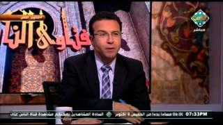 بالفيديو..«مدير الفتوى» يوضح حكم تناول طعام «تاجر الخمر»