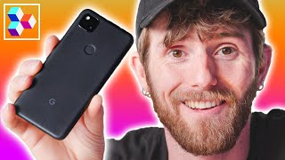 Google's Friendliest Smartphone - Pixel 4a