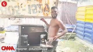 Brodashaggi celebrates auntyshaggi's birthday