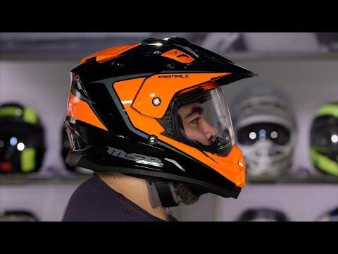 MSR Xpedition LX Helmet Review at RevZilla.com