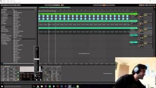 Psytrance Kick & Bassline for Beginners - Ableton Live Tutorial