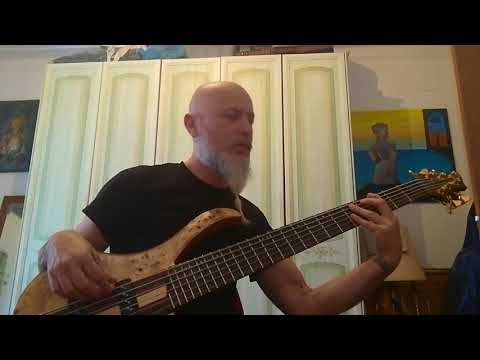 Divine Obsession bass line Larry Ozen (ELEGY OF MADNESS)