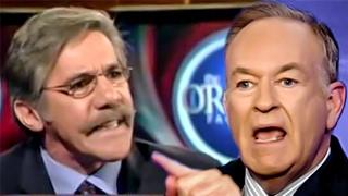 O'Reilly vs. Rivera SHOUTING Match - Fox News IMPLODES Over Donald Trump