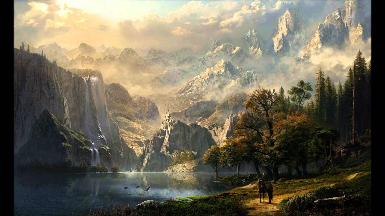 rivendell wallpaper-#33