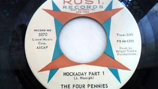 The four pennies - Hockaday pt1
