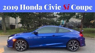 Perks, Quirks & Irks - 2019 Honda Civic Si Coupe - #SaveTheManuals