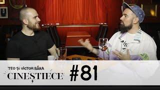 #81 | Bărbați adevărați, unghii false și flefărfări | CineȘtieCe Podcast cu Teo și Victor Băra