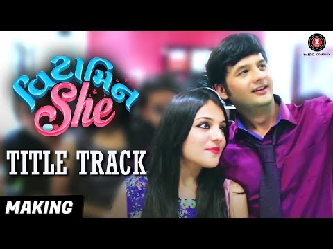 Vitamin She  Title Track  Making  Vitamin She  Dhvanit Thaker