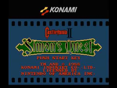 Castlevania II: Simon's Qu... is listed (or ranked) 45 on the list The Greatest Classic Video Game Theme Songs Ever