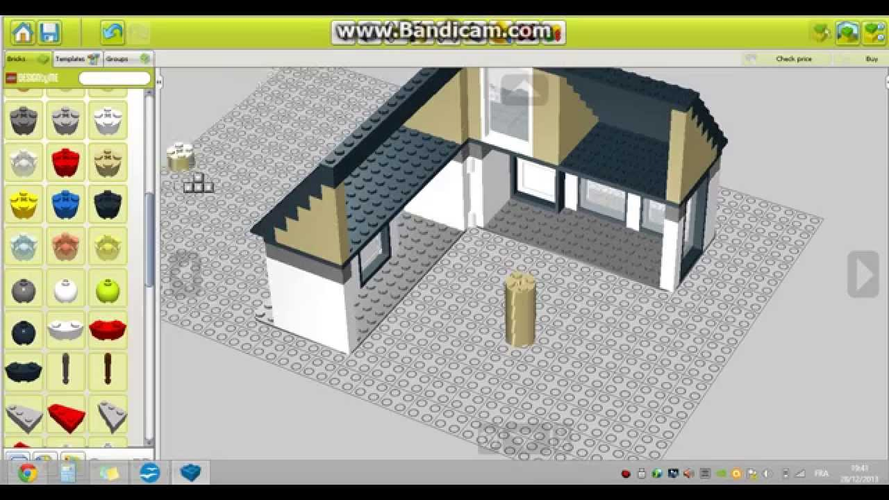 Site de lego de construction sur pc faire une maison sur for Jeu de construction de maison virtuel