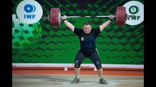 Арямнов Чемпионат мира 2018г категория до 109кг