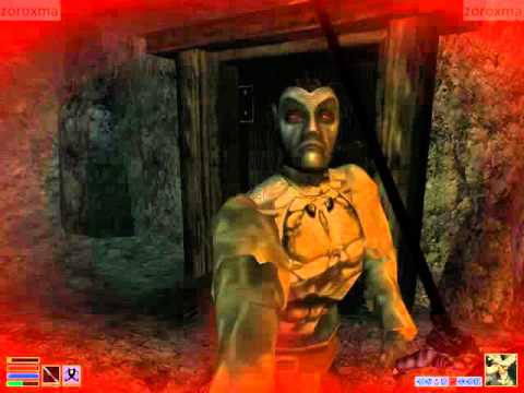 Morrowind The Angry Trader