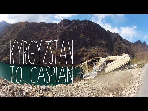 Kyrgyzstan to Caspian | Kyrgyzstan & Kazakhstan | Cycle Touring | Chapter 15