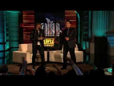 Lopez Tonight Usher (412010)
