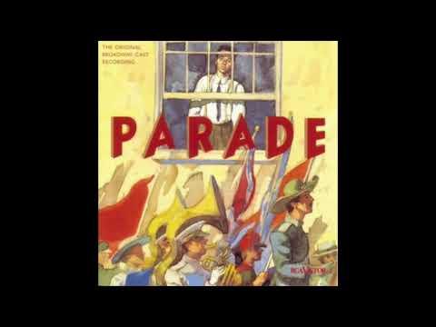 Parade OBC Album Music by Jason Robert Brown