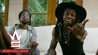 "Curren$y ""Bottom Of The Bottle"" Feat. August Alsina & Lil Wayne (WSHH Exclusive - Music Video)"