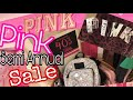 Victoria's Secret Pink Semi Annual Sale Shopping 2019