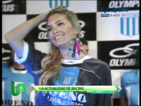 Presentación de nuevas camisetas Olympikus Racing - 08/02/2011